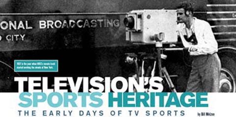 First Televised Football Game Waynesberg Vs Fordham 1939